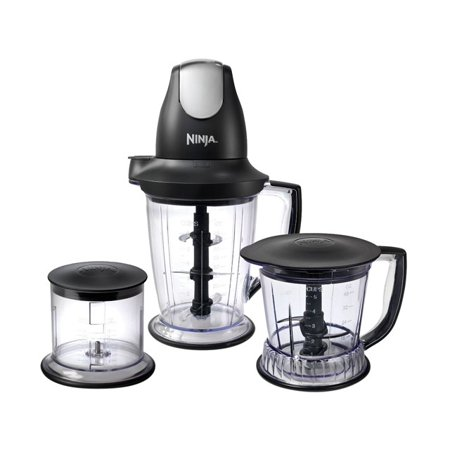 Ninja QB1004.30 Master Prep Professional Blender, Chopper, Ice Crusher and Food