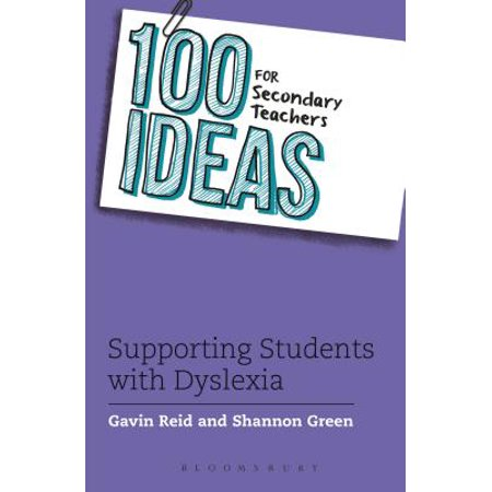 100 Ideas for Secondary Teachers: Supporting Students with Dyslexia](Halloween Teacher Gift Ideas)