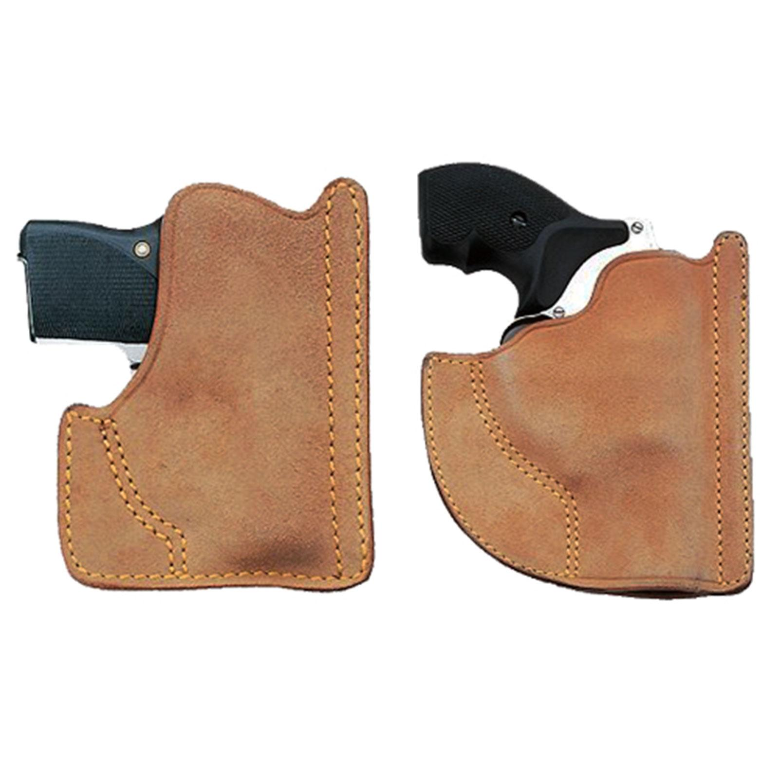 Galco PH286 FRONT POCKET HOLSTER 286 Pocket Natural Horsehide Leather by GALCO INTERNATIONAL