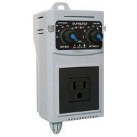 HYDROFARM TMP-DNE Cool/Heat Thermostat