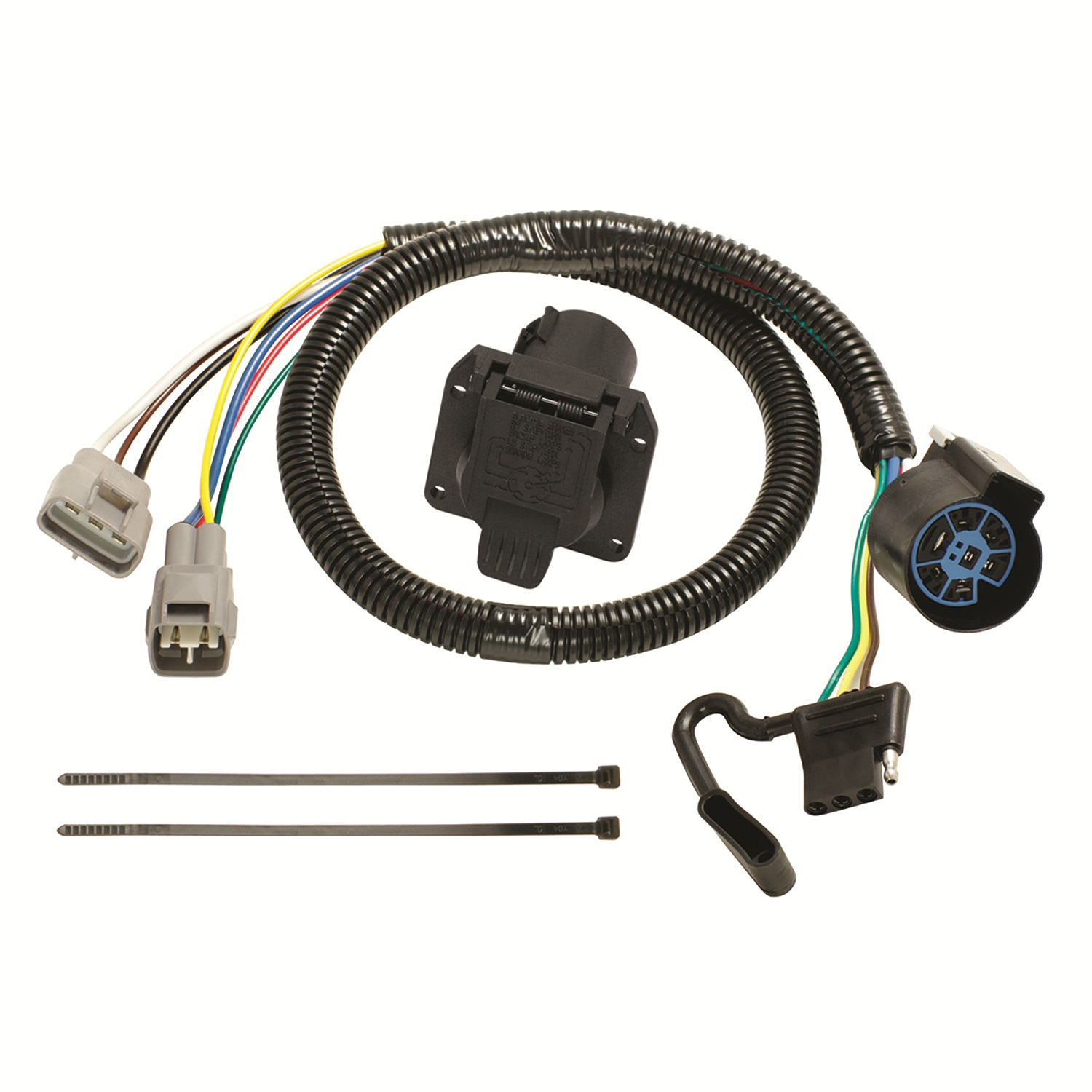 10-C 4Runner Replacement Oem 7Way/4Flat Combo Wiring Harness Replacement Auto Part, Easy to Install