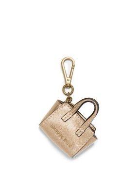 3e63708402b8 Product Image Michael Kors Key Charms Keychain Pale Gold Selma Key Fob  Handbag