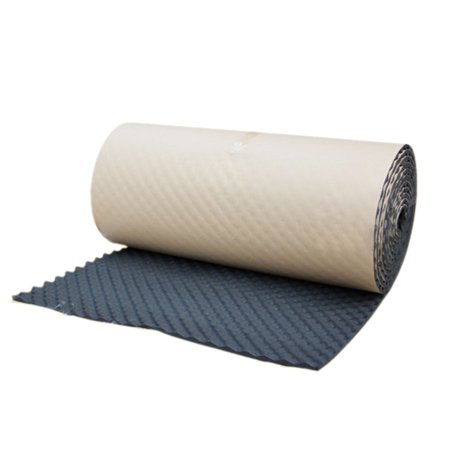 27sqft Wave Studio Sound Acoustic Absorbing Heatproof Foam Insulation Deadener