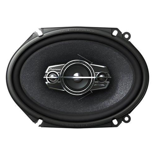 "Pioneer TS-A6885R 6"" x 8"" 4-Way 350W Speakers"