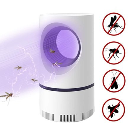 Fysho USB Powered Photocatalyst Mosquito Killer Lamp Bug Zapper Built-in Suction Fan Mosquito Catcher - Suction Trap