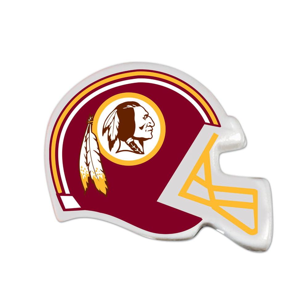 Washington Redskins Erasers - Pack of Six (6)