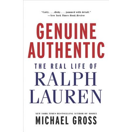 Genuine Authentic : The Real Life of Ralph Lauren (Ralph Tresvant On Real Husbands Of Hollywood)