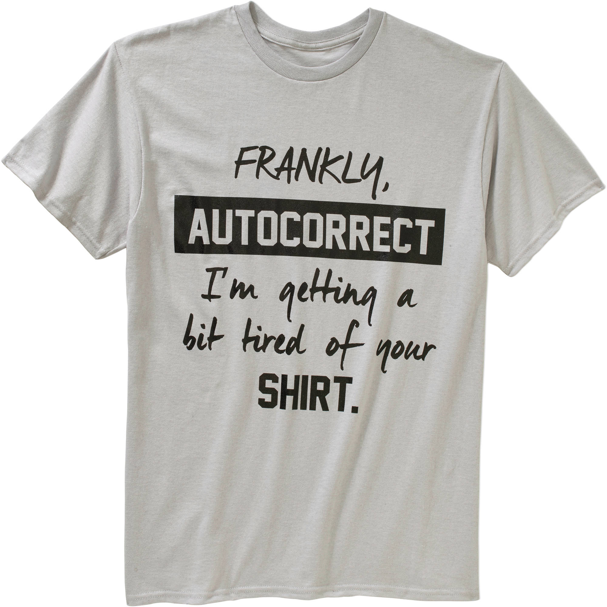 Tired of Your Shirt Big Men's Graphic Tee