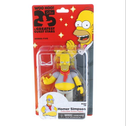 Animated Homer Simpson (The Simpsons 25th Anniversary 5