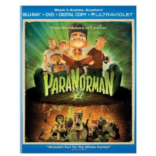ParaNorman (Blu-ray + DVD + Digital Copy) (With INSTAWATCH) (Widescreen)