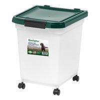 Remington 25lb Airtight Pet Food Container