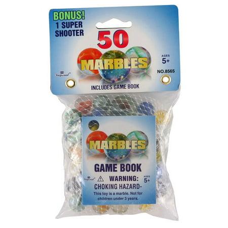 Bag Of Marbles 51ct Walmart Com