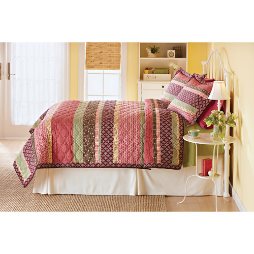 Better Homes and Gardens Antique Stripe Quilt