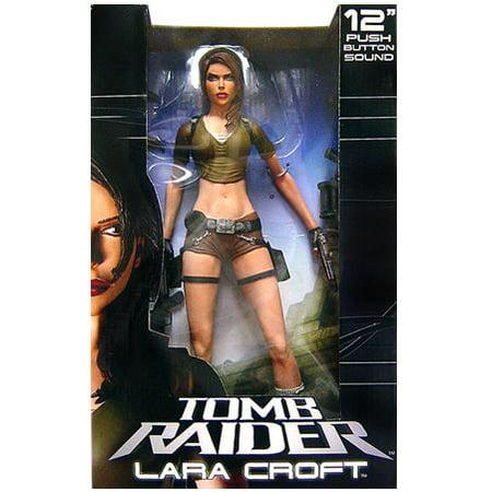 NECA Tomb Raider Player Select Lara Croft Action Figure [Legend] (Lara Croft Action Figure)