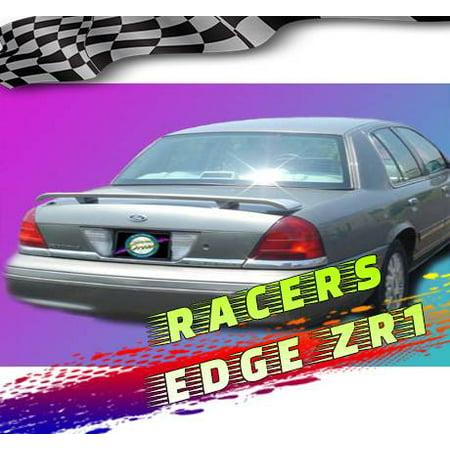 Mercury Grand Marquis Abs (RacersEdgeZR1 2003-2008 Mercury Grand Marquis Custom Style ABS Spoilers)