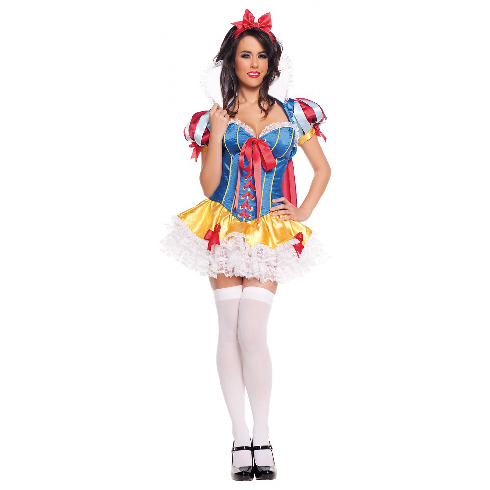 Starline Snow White Deluxe Adult Costume - Medium  sc 1 st  Nextag & Snow white prince costume | Compare Prices at Nextag