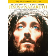 Jesus of Nazareth: The Complete Miniseries (40th Anniversary Edition) (DVD) by
