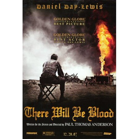 There Will Be Blood POSTER (27x40) (2007) (Style C)](Will Ferrell Basketball Costume)