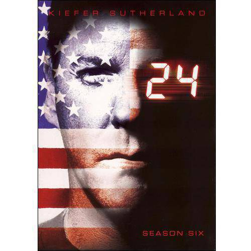 24: Season Six (Widescreen)