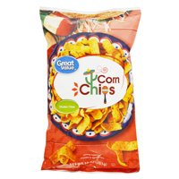Great Value Corn Chips, 10 Oz.