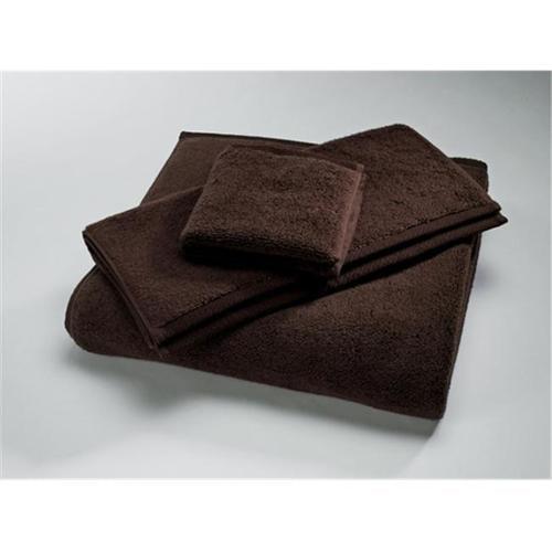Home Source 10102SHO90 100 Percent Cotton Shower Towel - Chocolate