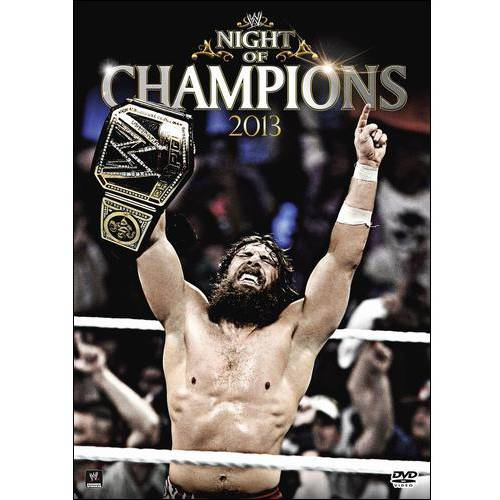 WWE: Night Of Champions 2013 (Full Frame)