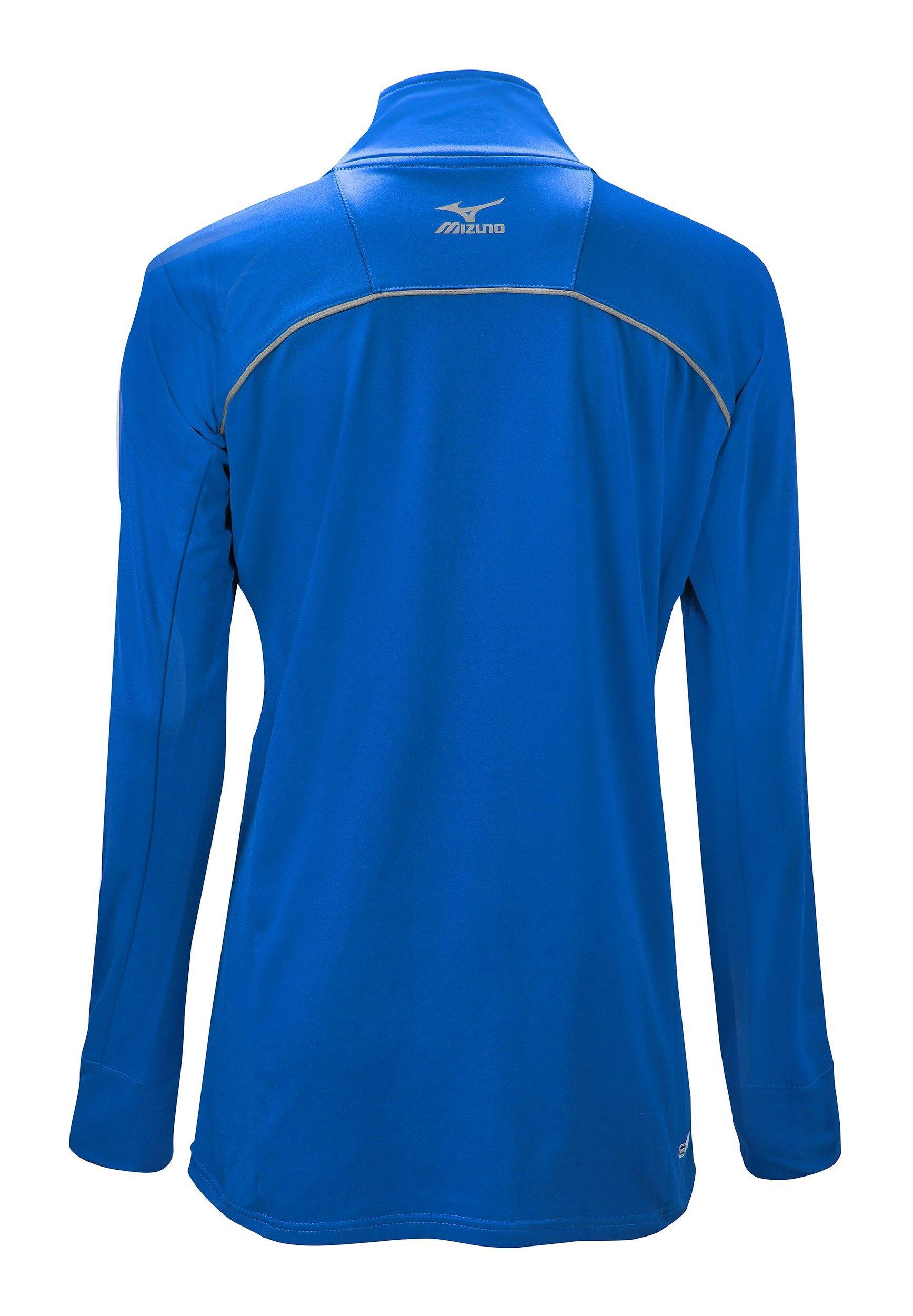 Womens Softball Apparel - Womens Comp 1/2 Zip Long Sleeve Pullover - 350589