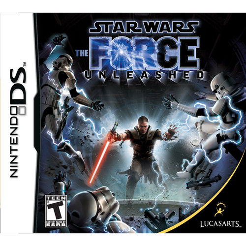 Star Wars-Force Unleashed (DS) - Pre-Owned