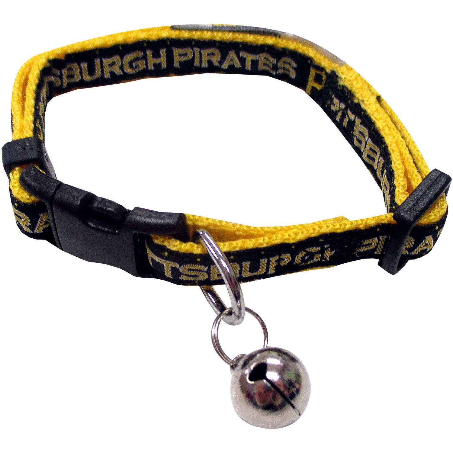 Pets First NFL Pittsburgh Steelers Cat Collar