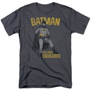 Batman Classic Tv Caped Crusader Mens Short Sleeve Shirt by Trevco