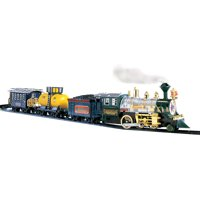 Collections Etc Deluxe Lights and Sounds Train Set
