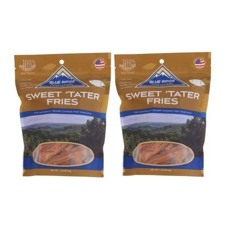 Blue Ridge Naturals Sweet Tater Fries Dog Treats, 1lb (Pack of 2)](Creative Halloween Sweet Treats)