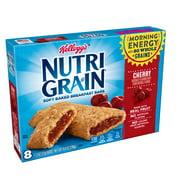 Kellogg's Nutri-Grain Soft Baked Cherry Breakfast Bars 8-1.3 oz. Wrappers