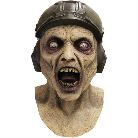 Mayday Latex Mask Adult Halloween - Halloween Masker Latex