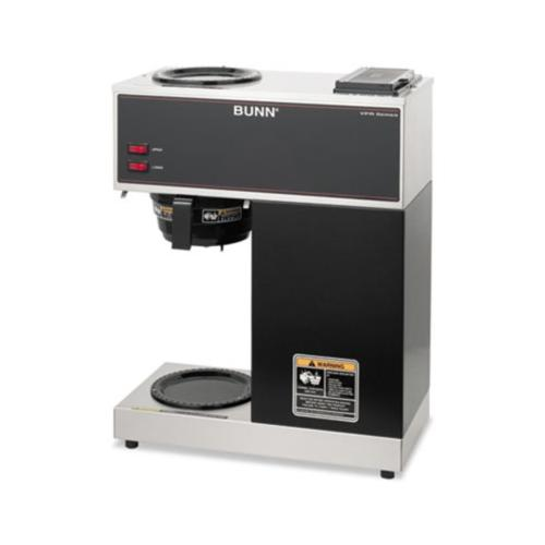 Bunn Coffee Pour-O-Matic Two-Burner Pour-Over Coffee Brewer BUNVPR