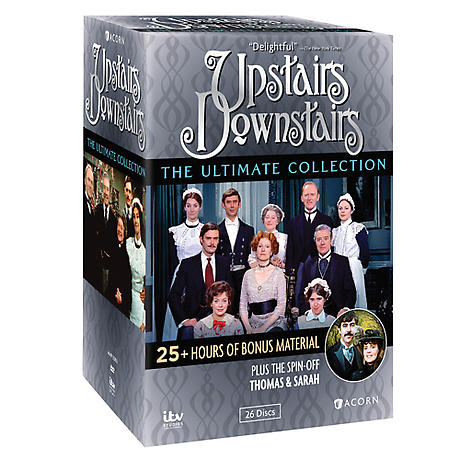 Anderson Upstairs Downstairs: The Ultimate Collection (Fu...