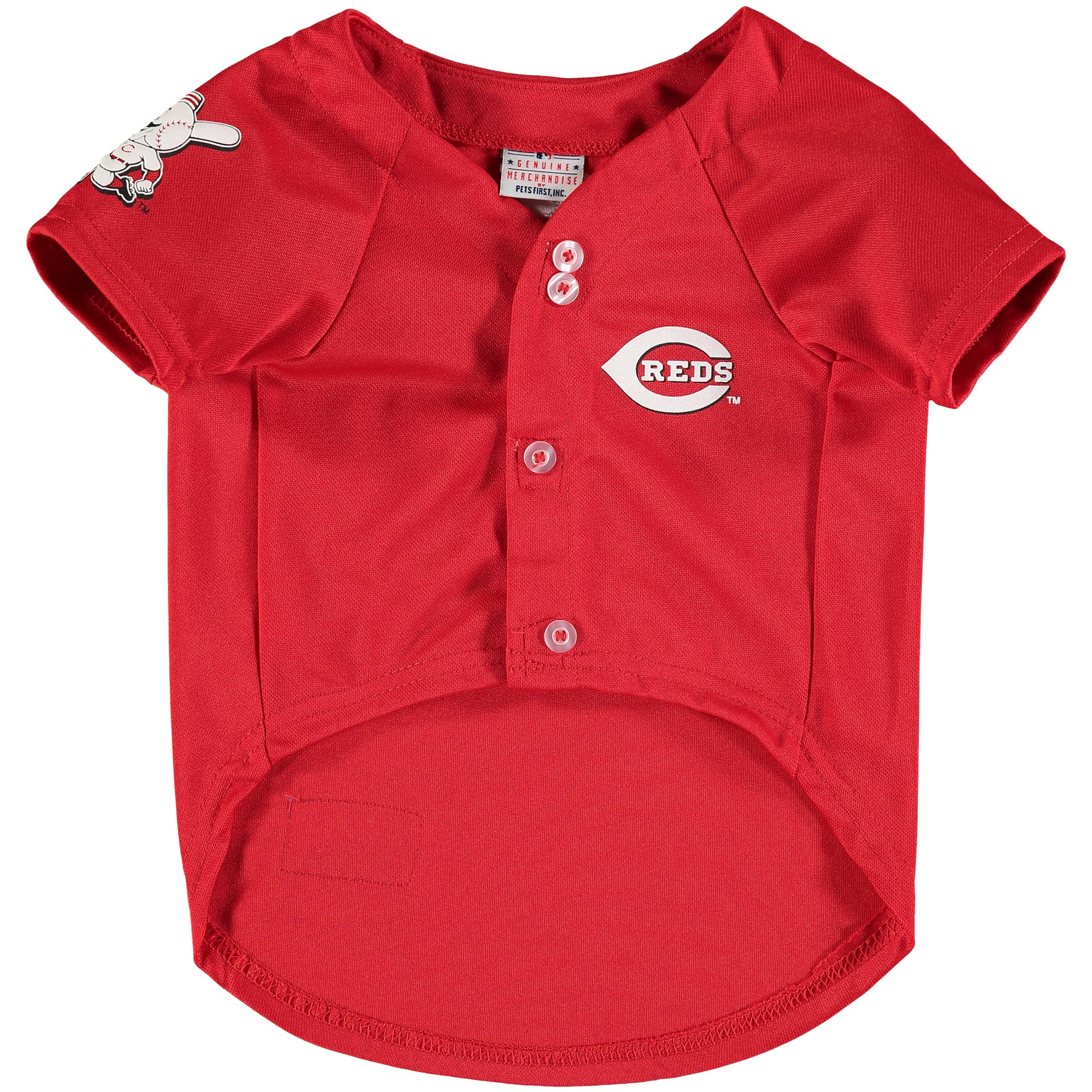 Cincinnati Reds MLB Dog Jersey