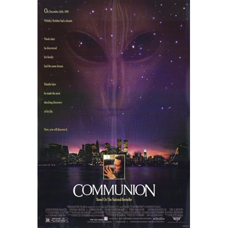 Communion Movie Poster (11 x 17) (Communion Pop)