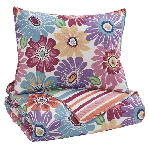 Ebern Designs Kalene Quilt Set
