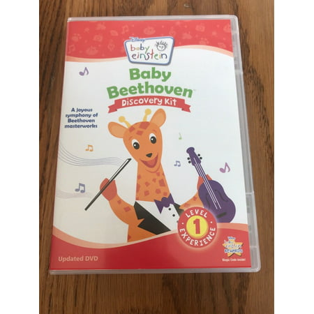 Baby Einstein: Baby Beethoven Discovery Kit DVD Ships N