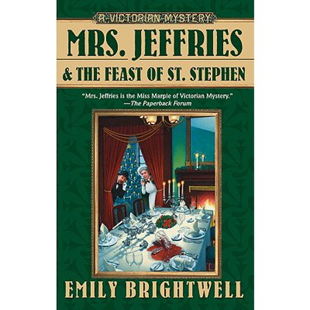 Mrs. Jeffries and the Feast of St. Stephen - eBook - Feast Of Fiction Halloween