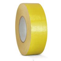 Paper 3//4 In x 14 Yd Yellow Carton Tape