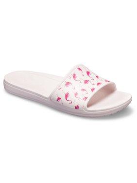 e5119a83887a2 Product Image Crocs Women's Sloane SeasonalGrph Sld Slide Sandals