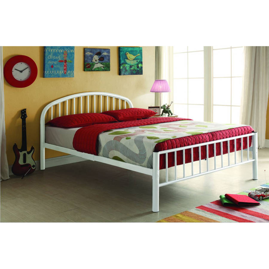 Cailyn Twin Bed, White by Acme Furniture