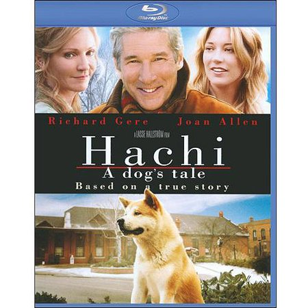 Hachi  A Dogs Tale  Blu Ray   With Bd Live
