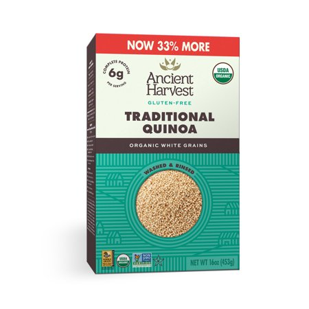 Ancient Harvest Organic Traditional Quinoa  16Oz