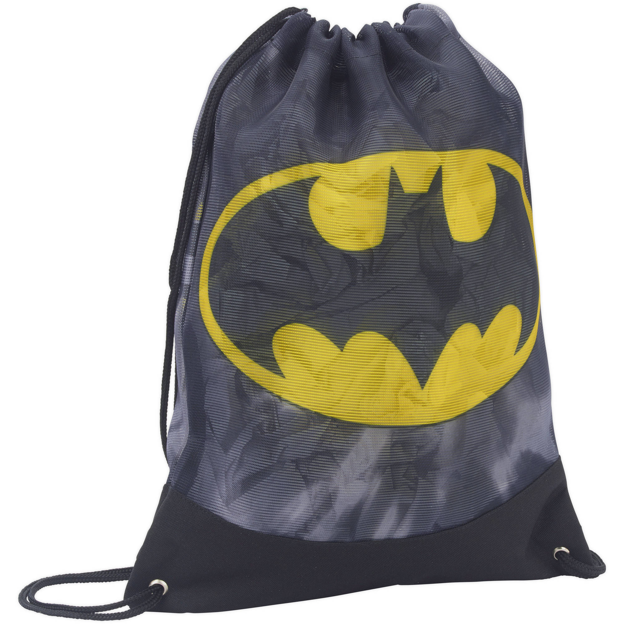 Mesh Cinch Bag-batman - Walmart.com
