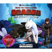 How to Train Your Dragon: The Hidden World (Hardcover)