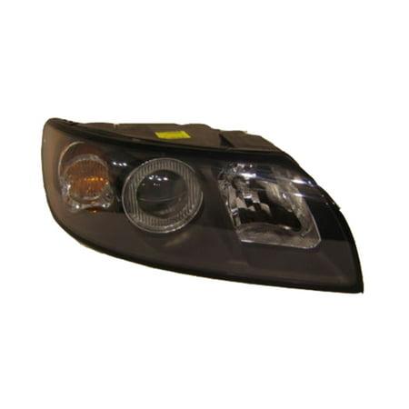 Volvo Headlight - Replacement Passenger Side Headlight For Volvo 04-07 S40 05-07 V50 VO2503117