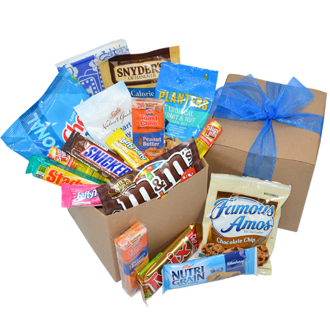 Indulgent Snacks Gift Box